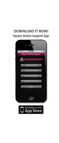 Harper Corp. announces iPhone app