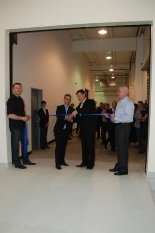 Electro Optic opens new US production plant