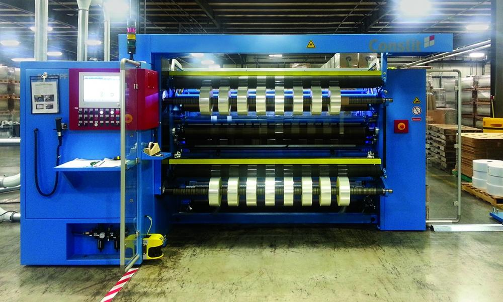 Plastic Suppliers adds new slitting capabilities