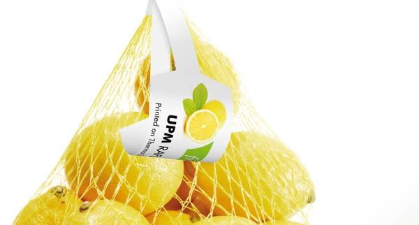 UPM Raflatac introduces new fruit-tagging products