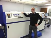 Epson helps Middleton Printing transition to digital