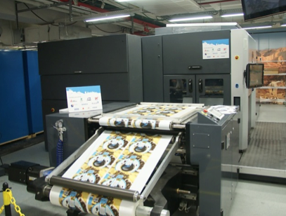 HP Indigo 20000: Digital print ramps up for flexible packaging