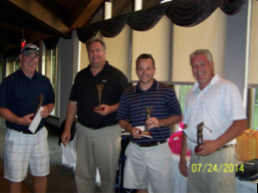 DFI raises flexo education funds at golf outing