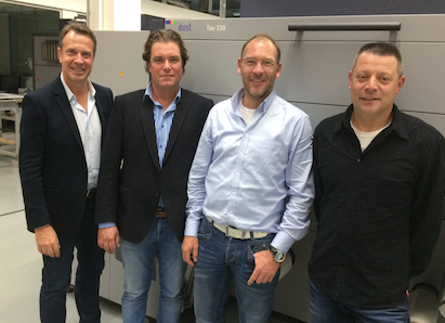 Omnilabel adds second Durst inkjet label press