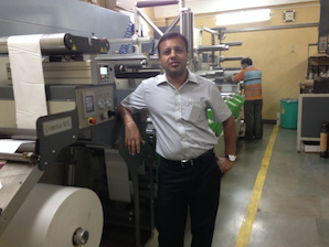 Speclabels installs first Gidue MX in Kolkata