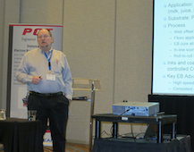 EB curing the focus of packaging seminar