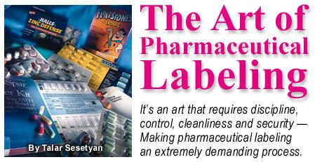 Pharmaceutical Labeling