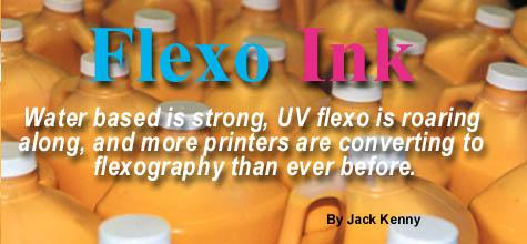 Flexo Ink