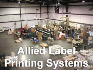 Narrow Web Profile: Allied Label Printing Systems