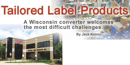 Narrow Web Profile: Tailored Label Products