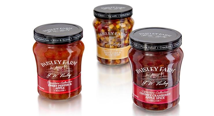 Paisley Farm picks new packaging for pickles