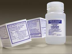 Pharmaceutical Labeling - Label and Narrow Web
